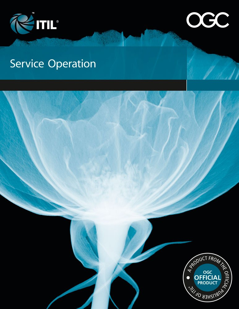 Download Service Operation: Office Of Government Commerce (Itil) 