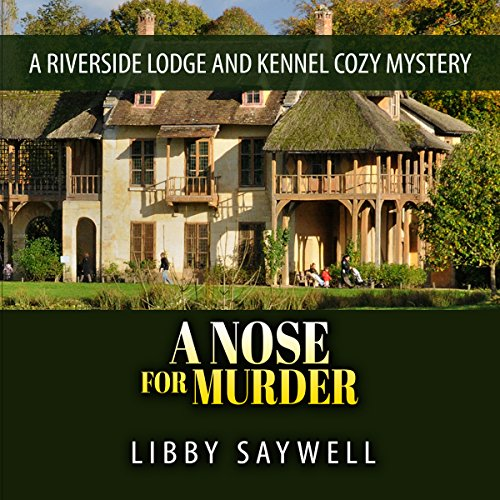 A Nose for Murder audiobook cover art