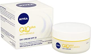Nivea Visage Q10 Plus Creatine Anti Wrinkle Day Cream 1.7oz. / 50ml