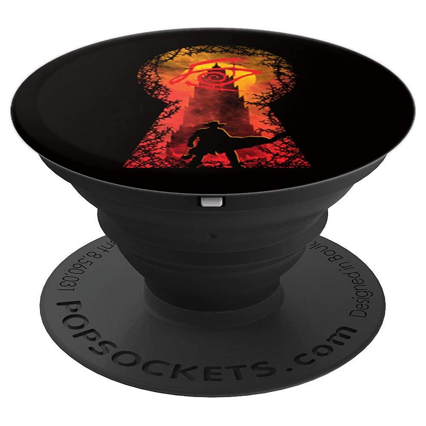 Mid-World - PopSockets Grip and Stand for Phones and Tablets