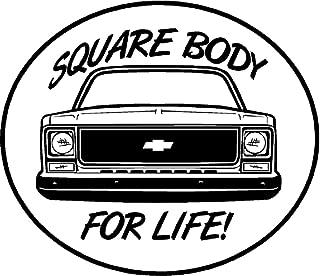 square body decals
