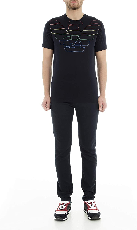 Emporio Armani Men's Cotton Trouser