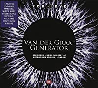 Live in Concert at Metropolis Studios London by VAN DER GRAAF GENERATOR (2012-06-12)