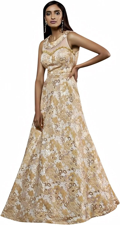 Bollywood Launch Collection Gown Anarkali Salwar Bridal Wedding Ceremony Punjabi Eid dress Women 1