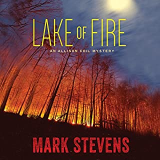 Lake of Fire audiobook cover art