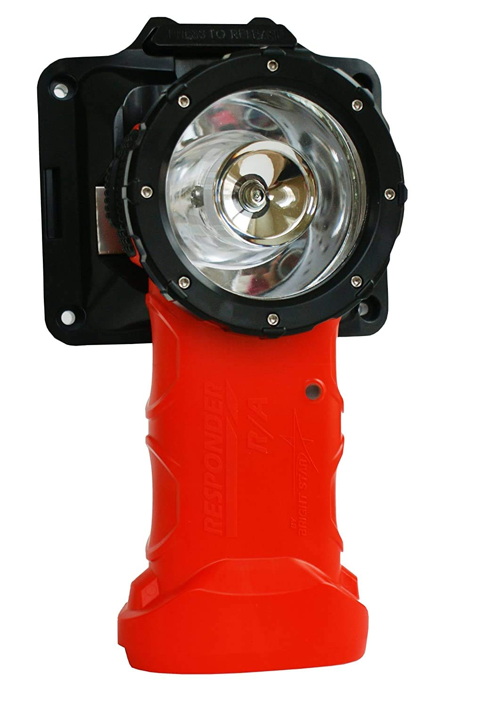 BRIGHT STAR 510231 Responder Rechargeab 信託 早割クーポン Flashlight Angle Right