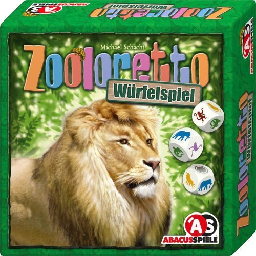 Zooloretto W?felspiel [German Version] by Abacus Spiele