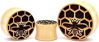 Best cheap wood plugs Reviews
