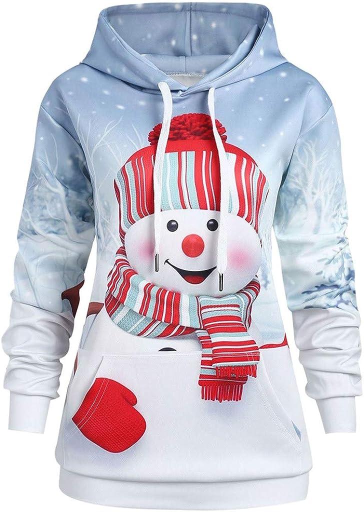 Realdo Womens Hoodie Sweatshirt Long Sleeve Stripe Casual Pullover Tops,Plus Size Full Zip Coat Jacket with Pockets