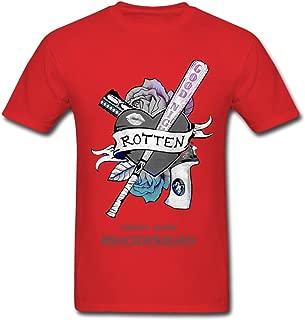 Justk Fashion Harley Quinn Men's T-Shirts