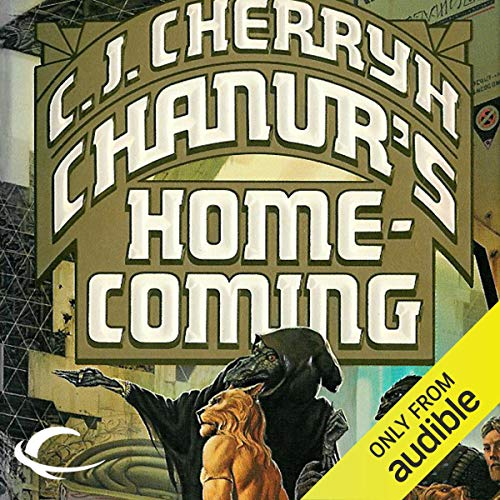 Chanur's Homecoming cover art