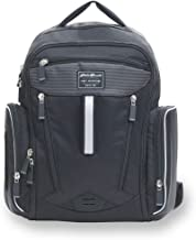 Eddie Bauer Places & Spaces Sport Diaper Backpack, Black