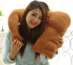 Boyfriend Arm Pillow Plush Toys Soft Stuffed Muscle Arm Sleeping Hug Pillow Toy Gifts for Bedrooms Living Room Car Office Study Room with Decorative Decoration Home Decor