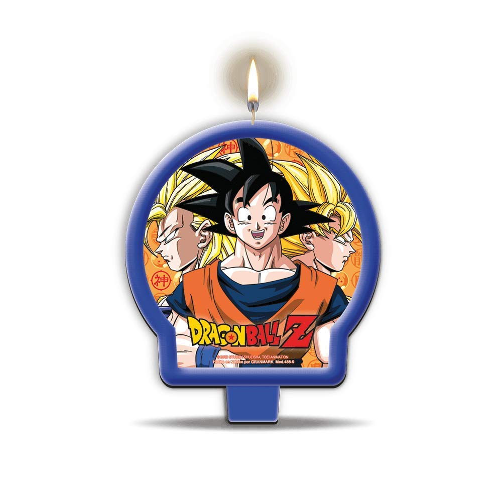 Dragon Ball Z Velas Decorativas Para Tarta De Cumpleaños Kitchen Dining