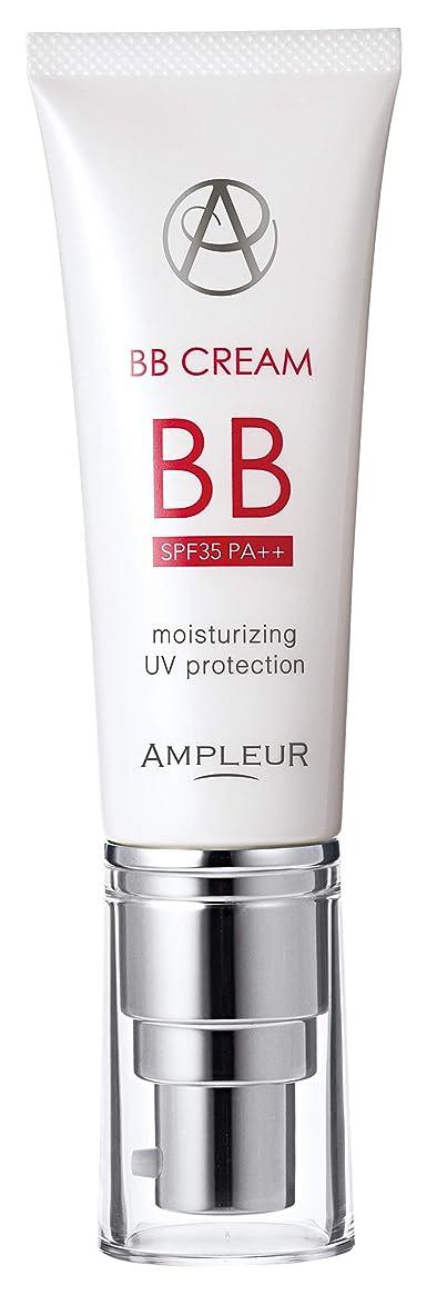 渇き関係するラジカルAMPLEUR(アンプルール) アンプルール BBクリーム 40g