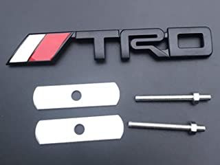 Best toyota tacoma black grille emblem Reviews