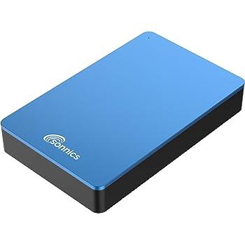 Sonnics - Disco Duro Externo para Ordenador de sobremesa (USB 3.0, Compatible con Windows PC, Mac, Smart TV, Xbox One y PS4) Azul 750 GB: Amazon.es: Informática