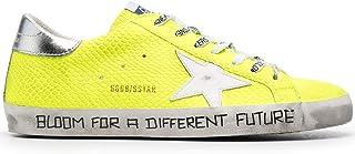 Golden Goose Luxury Fashion Uomo GMF00101F00123920257 Giallo Poliuretano Sneakers | Ss21