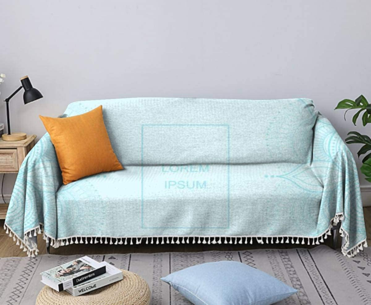 Abstract Blue Background 55% OFF with Mandala Your Stock Design Sofa for Ranking integrated 1st place