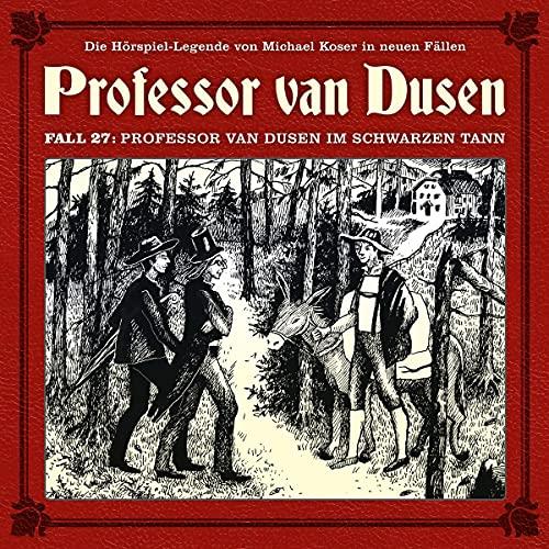 Professor Van Dusen im Schwarzen Tann (Neue Fälle