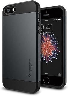 Spigen Slim Armor Designed for Apple iPhone 5S Case (2013) / Designed for iPhone SE Case..