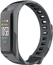 TIANYOU Smart Polshorloge Ip67 Waterdichte Fitness Trackers met Hartslag en Slaapmonitor Calorie Step Counter-Zwart Dageli...