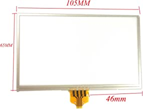 GPS Resistance Screen EUTOPING R New 4.3 inch Touch Screen Panel Digitizer Replacement for Tom Tom XL N14644 Canada 310 GPS