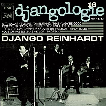 Djangologie Vol16 / 1947 - 1949