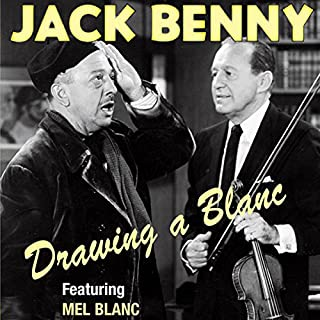 Jack Benny: Drawing a Blanc cover art