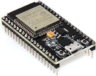 HiLetgo ESP32 ESP-32S NodeMCU開発ボード2.4GHz WiFi + Bluetoothデュアルモード