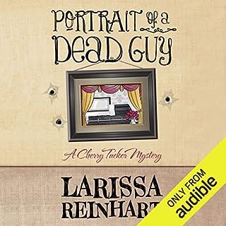 Portrait of a Dead Guy audiobook cover art