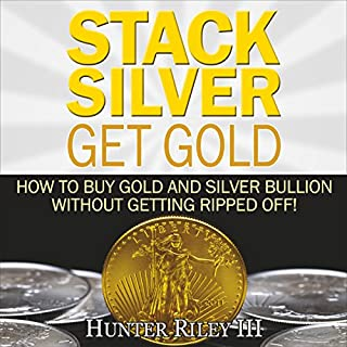 Stack Silver Get Gold audiobook cover art