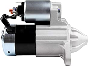 SCITOO Starters Compatible for Chrysler PT Cruiser 2003 2004 2005 2006 2007 2008 2009 2010 2.4L(148) L4 SMT0213 17849
