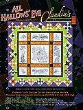 Claudia's Creations CD bordado para máquina de coser All Hallows Eve