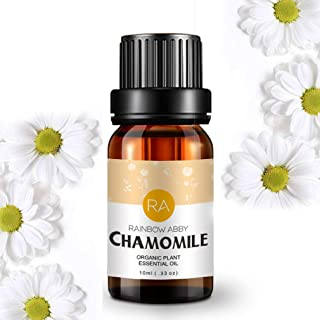 Sponsored Ad - Chamomile Essential Oil 100% Pure Aromatherapy Oil for Diffuser, Perfumes, Massage, Skin Care, Soaps, Candl...