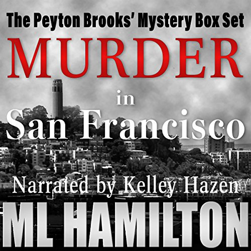 The Peyton Brooks' Mysteries Box Set Titelbild