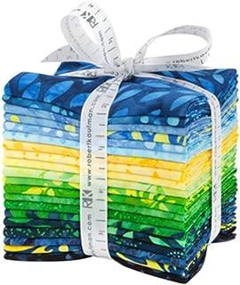 Lunn Studios Artisan Batiks Sunny Day 20 Fat Quarter Bundle Robert Kaufman Fabrics