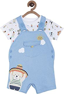 MINI KLUB Baby-Boy's Cotton Clothing Set