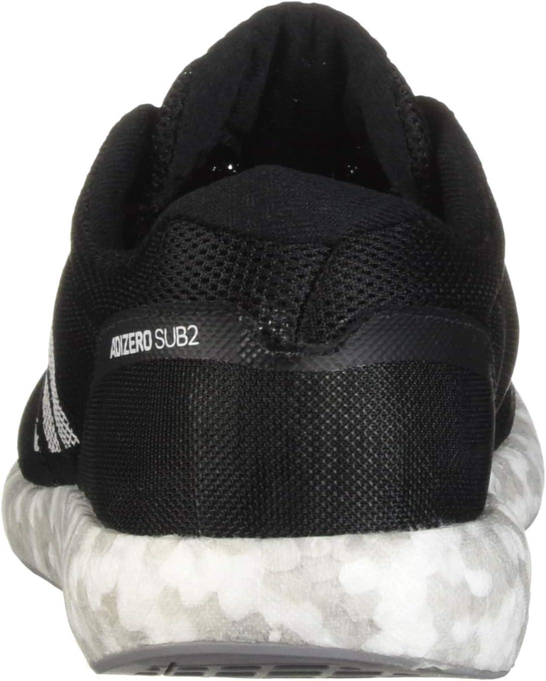 Adidas Adizero Sub2 Hardloopschoenen voor heren blauw (Hiraqu/Cblack/Ftwwht Hiraqu/Cblack/Ftwwht). 7Q7aFEvs