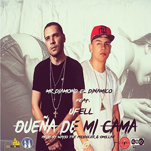 Mr Diamond El Dinamico Feat. Ufell