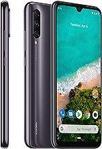Xiaomi Mi A3 Smartphones 4GB RAM + 64GB ROM, Pantalla de 6.088'', procesador Octa-Core, 32MP Frontal y 48MP AI Triple Cámara Teléfonos móviles Versión Global (Gris)