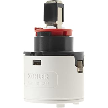 Kohler Genuine Part Gp1016515 Kitchen Faucet Valve White Faucet And Valve Washers Amazon Com