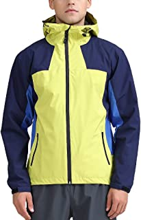 waterproof jacket yellow