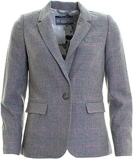 Joules Lizbeth Tweed Womens Blazer
