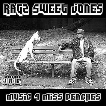 Music 4 Miss Peaches