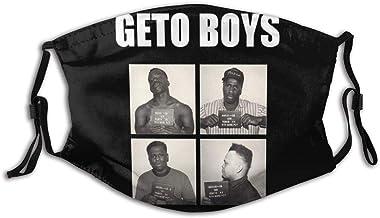 137 WTF The Geto Boys Fashion Soft Comfortable Dustproof Face Unisex Dust Face