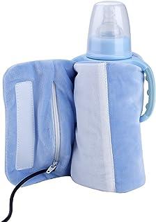 Beige Tiere 1 St/ück Babyflasche Tasche Baby Flaschen W/ärmer//K/ühltasche Isoliertasche f/ür Babyflaschen