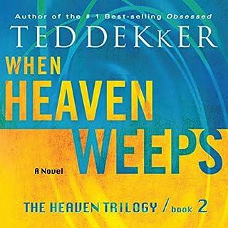 When Heaven Weeps audiobook cover art
