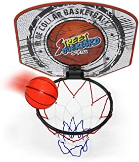 Twitfish® - Mini canasta interior de baloncesto -