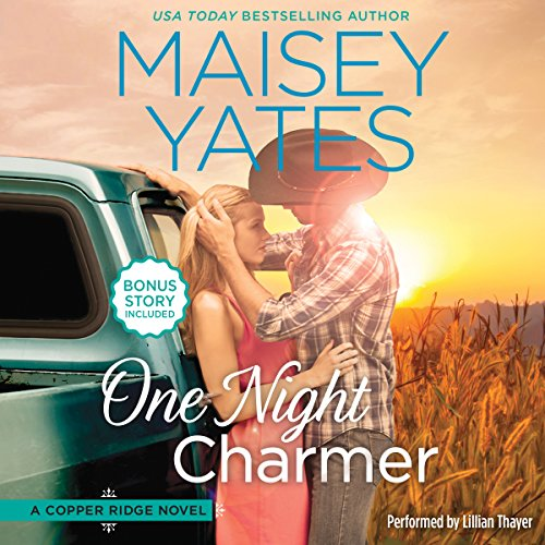 One Night Charmer audiobook cover art